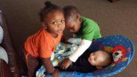 Children helped by Hawthorn Hill