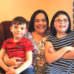 Juanita and kids